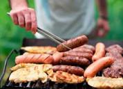 Servicios de asador cocinero a domicilio y eventos