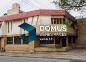 Domus bienes raices alquila amplia casa