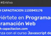 Cursos de programaciÓn web en colegiales