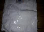 Vendo guardapolvo escolar blanco