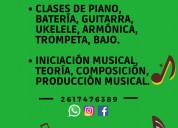 Clases de música