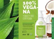 Leche corporal anti sequedad, vegana-con probiotic