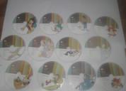 Cuentos infantiles en cd -12 colección de 12 cds-