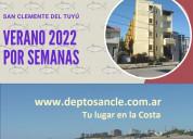 San clemente, promos, verano, enero, febrero, 2022