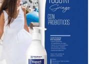 Leche corporal con probioticos -anti sequedad- yog